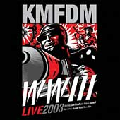 KMFDM - WW3 Tour 2003 DVD