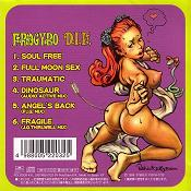 Fragyro - D.I.E. Cd Back
