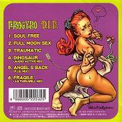 Fragyro - D.I.E. Cd Back