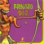 Fragyro - D.I.E. Cd Cover