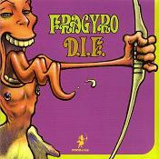 Fragyro - D.I.E. Cd Cover